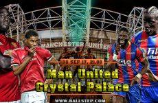 วิเคราะห์บอลดัง…แมนฯ ยูไนเต็ด -vs- คริสตัล พาเลซ(พรีเมียร์ลีก)
