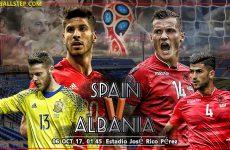 วิเคราะห์บอลดัง…สเปน -vs- แอลเบเนีย(ฟุตบอลโลก โซนยุโรป)