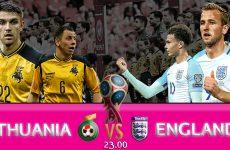 วิเคราะห์บอลดัง…ลิธัวเนีย -vs- อังกฤษ(ฟุตบอลโลก โซนยุโรป)