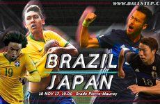 เจาะลึกบอลดัง…บราซิล -vs- ญี่ปุ่น(กระชับมิตร)