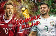เจาะลึกบอลดัง…เดนมาร์ก -vs- ไอร์แลนด์(ฟุตบอลโลก 2018 เพลย์ออฟ)