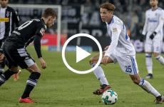 ไฮไลท์ฟุตบอล บุนเดสลีกา เยอรมัน :มึนเช่นกลัดบัค -vs- ชาลเก้ 04  9 -12-17