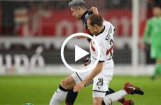 ไฮไลท์ฟุตบอล บุนเดสลีกา เยอรมัน : สตุ๊ตการ์ต -VS- บาเยิร์น มิวนิค 16 -12-17