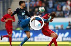 ไฮไลท์ฟุตบอล บุนเดสลีกา เยอรมัน ฮอฟเฟ่นไฮม์ VS ไฟร์บวร์ก  24-02-61