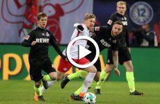 ไฮไลท์ฟุตบอล บุนเดสลีกา เยอรมัน RB ไลป์ซิก VS โคโลญจน์  25-02-61