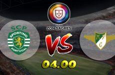 วิเคราะห์บอล ซูเปอร์ลีกา โปรตุเกส : สปอร์ติก ปูร์ตูกาล VS โมไรเรนเซ่