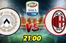 วิเคราะห์บอล เซเรีย อา อิตาลี : อูดิเนเซ่ -vs- เอซี มิลาน