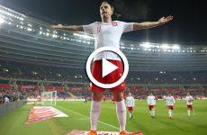 ไฮไลท์ฟุตบอลกระชับมิตรทีมชาติ โปแลนด์ -vs- เกาหลีใต้  27-03-61