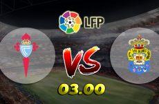 วิเคราะห์บอล ลาลีกา สเปน : เซลต้า บีโก้ VS ลาส พัลมาส