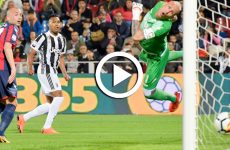 ไฮไลท์ฟุตบอล กัลโช่ เซเรียอา อิตาลี โครโตเน่ VS ยูเวนตุส  18-04-61