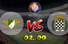 วิเคราะห์บอล ซูเปอร์ลีกา โปรตุเกส : โมไรเรนเซ่ VS เบาวิสต้า