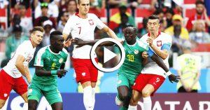 ไฮไลท์ฟุตบอลฟุตบอลโลก 2018 โปแลนด์ VS เซเนกัล 19-06-61