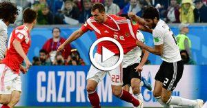 ไฮไลท์ฟุตบอลฟุตบอลโลก 2018 รัสเซีย VS อียิปต์ 19-06-61