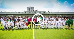 ไฮไลท์ฟุตบอล พรีซีซั่น 2018บอร์แฮมวูด VS อาร์เซน่อล 14-07-61 ติดตามไฮไลท์บอล ชัดระดับ HD ...