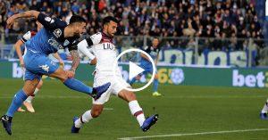 ไฮไลท์บอล กัลโช่ เซเรียอา อิตาลี เอ็มโปลี vs โบโลญญ่า 09-12-61 ติดตามไฮไลท์บอล ชัดระดับ HD...