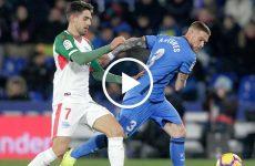 ไฮไลท์บอล ลาลีกา สเปน เกตาเฟ่ vs อลาเบส 18-01-62
