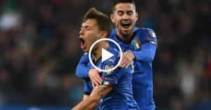 ไฮไลท์บอล ยูโร 2020 รอบคัดเลือก อิตาลี่ vs ฟินแลนด์ 23-03-62 ติดตามไฮไลท์บอล ชัดระดับ HD อ...