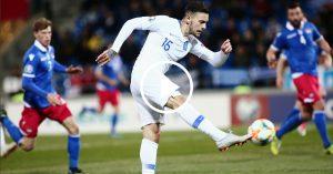 ไฮไลท์บอล ยูโร 2020 รอบคัดเลือก ลิกเตนสไตน์ vs กรีซ 23-03-62 ติดตามไฮไลท์บอล ชัดระดับ HD อ...