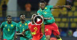 ไฮไลท์บอล แอฟริกัน เนชั่นส์คัพ แคเมอรูน vs กินีบิสเซา 25-06-62 ติดตามไฮไลท์บอล ชัดระดับ HD...