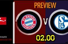 วิเคราะห์บอล บุนเดสลีก้า เยอรมัน บาเยิร์น มิวนิค VS ชาลเก้ 04