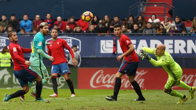 วิเคราะห์บอล ลาลีกา สเปน โอซาซูน่า VS เออิบาร์