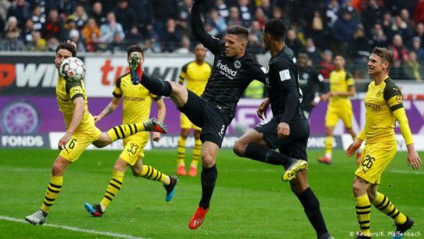 วิเคราะห์บอล บุนเดสลีก้า เยอรมัน โบรุสเซีย ดอร์ทมุนด์ VS ไอน์ทรัค แฟร้งค์เฟิร์ต