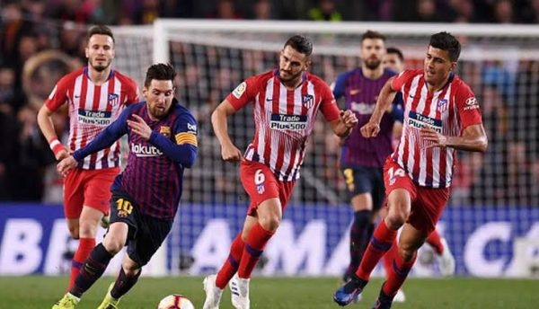 วิเคราะห์บอล ลาลีกา สเปน แอตเลติโก้ มาดริด VS บาร์เซโลน่า