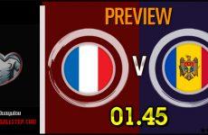 วิเคราะห์บอล ฟุตบอลยูโร 2020 ฝรั่งเศส VS มอลโดวา