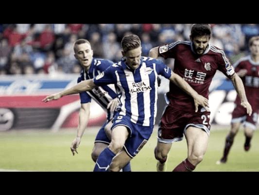 วิเคราะห์บอล ลาลีกา สเปน เรอัล โซเซียดาด VS อลาเบส