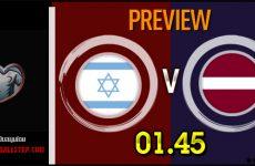 วิเคราะห์บอล ฟุตบอลยูโร 2020 อิสราเอล VS ลัตเวีย