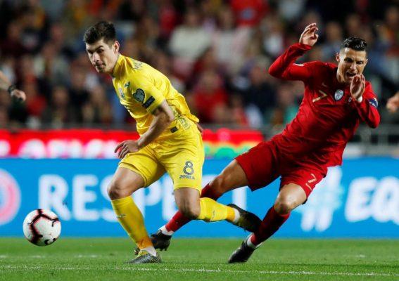 วิเคราะห์บอล ฟุตบอลยูโร 2020 ยูเครน VS โปรตุเกส