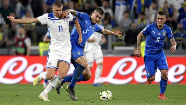 วิเคราะห์บอล ฟุตบอลยูโร 2020 บอสเนียและเฮอร์เซโกวีนา VS อิตาลี