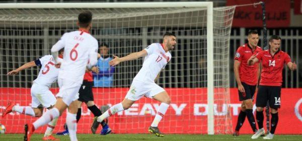 วิเคราะห์บอล ฟุตบอลยูโร 2020 ตุรกี VS แอลเบเนีย
