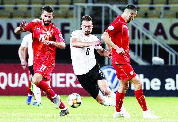 วิเคราะห์บอล ฟุตบอลยูโร 2020 ออสเตรีย VS มาซิโดเนียเหนือ