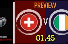 วิเคราะห์บอล ฟุตบอลยูโร 2020 สวิตเซอร์แลนด์ VS ไอร์แลนด์