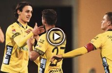 ไฮไลท์บอล สวีเดน ออลสเวนส์คาน เยอร์การ์เด้น vs เฮลซิงบอร์ก