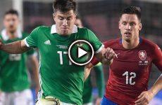 ไฮไลท์บอล กระชับมิตรทีมชาติ สาธารณรัฐเช็ก vs ไอร์แลนด์เหนือ