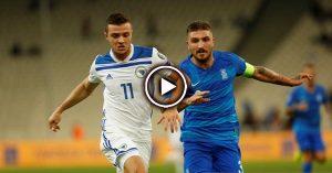 ไฮไลท์บอล ยูโร 2020 รอบคัดเลือก กรีซ vs บอสเนีย15-10-62 ติดตามไฮไลท์บอล ชัดระดับ HD อัพเดตรวดเร็วได้ที่ WWW.BALLSTEP.COM