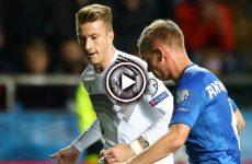 ไฮไลท์บอล ยูโร 2020 รอบคัดเลือก เอสโตเนีย vs เยอรมนี