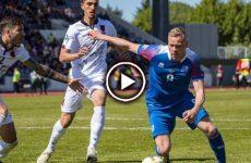 ไฮไลท์บอล ยูโร 2020 รอบคัดเลือก ไอซ์แลนด์ vs อันดอร์ร่า