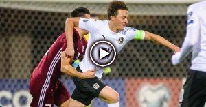ไฮไลท์บอล ยูโร 2020 รอบคัดเลือก ลัตเวีย vs ออสเตรีย 19-11-62 ติดตามไฮไลท์บอล ชัดระดับ HD อัพเดตรวดเร...