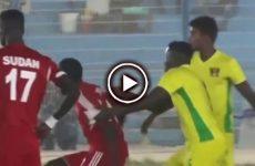 ไฮไลท์บอล แอฟริกัน เนชั่นส์คัพ ซูดาน vs เซาตูเมปรินซิปี