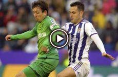 ไฮไลท์บอล ลาลีกา สเปน เรอัล บายาโดลิด vs เรอัล โซเซียดาด