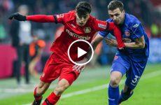 ไฮไลท์บอล บุนเดสลีกา เยอรมัน เลเวอร์คูเซ่น vs ฟอร์ทูน่า ดุสเซลดอร์ฟ