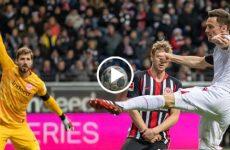 ไฮไลท์ฟุตบอล บุนเดสลีกา เยอรมัน ไอน์ทรัค แฟร้งค์เฟิร์ต vs ยูเนี่ยน เบอร์ลิน