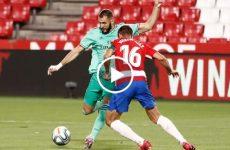 ไฮไลท์บอล ลาลีกา สเปน กรานาด้า vs เรอัล มาดริด 13-07-63