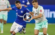 ไฮไลท์บอล บุนเดสลีกา เยอรมัน ชาลเก้ 04 vs แวร์เดอร์ เบรเมน 26-09-63