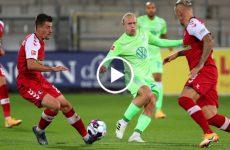ไฮไลท์บอล บุนเดสลีกา เยอรมัน ไฟร์บวร์ก vs โวล์ฟสบวร์ก