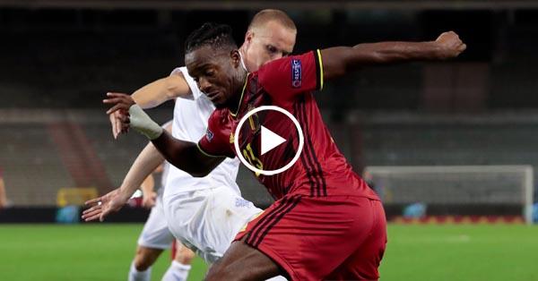 ไฮไลท์บอล ยูฟ่า เนชั่นส์ ลีก เบลเยี่ยม vs ไอซ์แลนด์ เชลซี