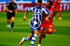 ไฮไลท์บอล ลาลีกา สเปน อลาเบส vs เกตาเฟ่ 26-09-63